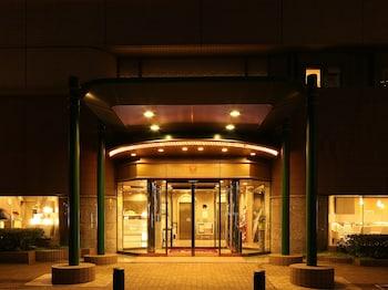 KOBE SANNOMIYA UNION HOTEL Property Entrance