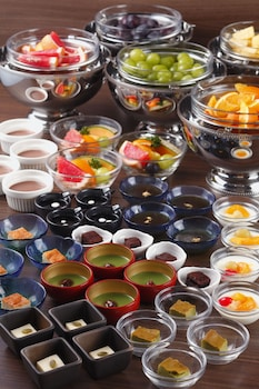 ALMONT HOTEL KYOTO Buffet