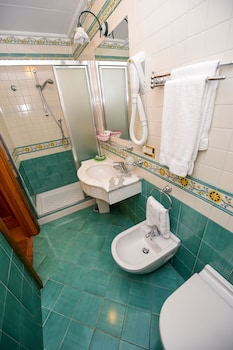 Villa La Contessina Sorrento - Bathroom  - #0