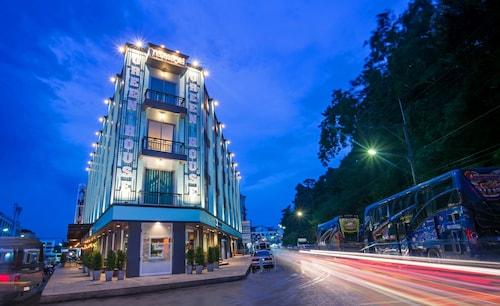 Krabi - Green House Hotel - z Warszawy, 3 kwietnia 2021, 3 noce