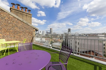 Prestige Junior Suite With Terrace