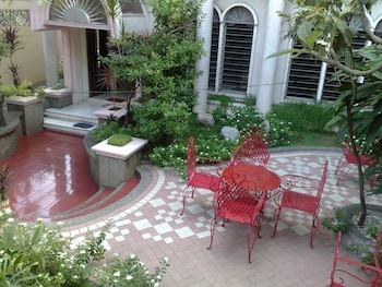 La Residencia Luzviminda Pensionne Cebu Terrace/Patio
