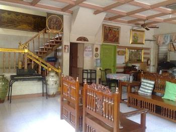 La Residencia Luzviminda Pensionne Cebu Lobby Lounge
