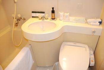 KOBE CITY GARDENS HOTEL Bathroom