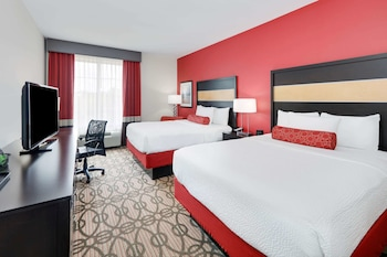 Deluxe Room, Multiple Beds, Accessible, Non Smoking (Mobility/Hearing Impaired Accessible)