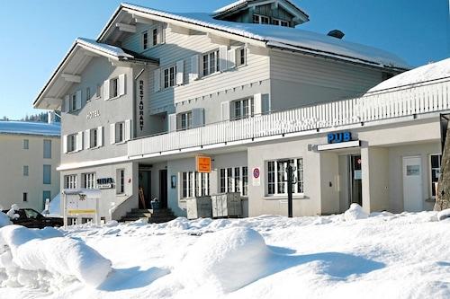 Hotel Siesta Flumserberg, Sarganserland