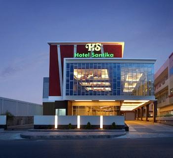 Hotel - Hotel Santika Bengkulu