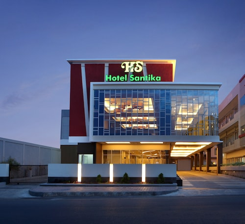 . Hotel Santika Bengkulu