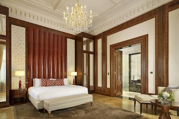 Presidential Suite, 1 King Bed, Non Smoking, City View (Club Lounge Access)
