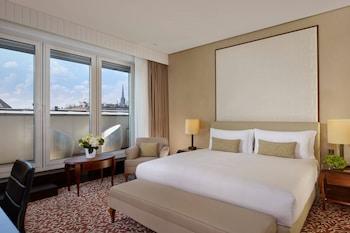 Premium Room, 1 King Bed, Balcony, City View