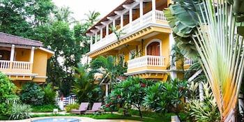 Hotel - Joie De Vivre Goa