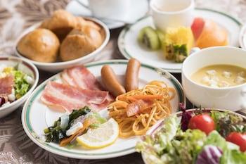HIROSHIMA KOKUSAI HOTEL Food and Drink