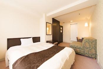 ダブルルーム 禁煙 (for 1 Guest)|ひろしま国際ホテル