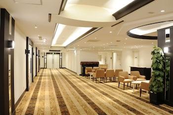 HIROSHIMA KOKUSAI HOTEL Hallway