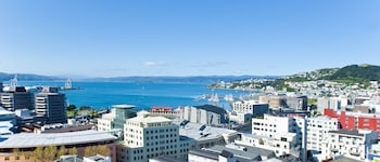 Mercure Wellington Central City Hotel and Apartments - Aerial View  - #0