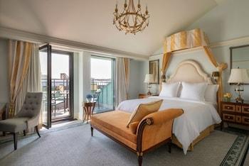 Premium Oda, 1 En Büyük (king) Boy Yatak, Teras