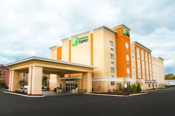 Hotel - Holiday Inn Express Toledo North