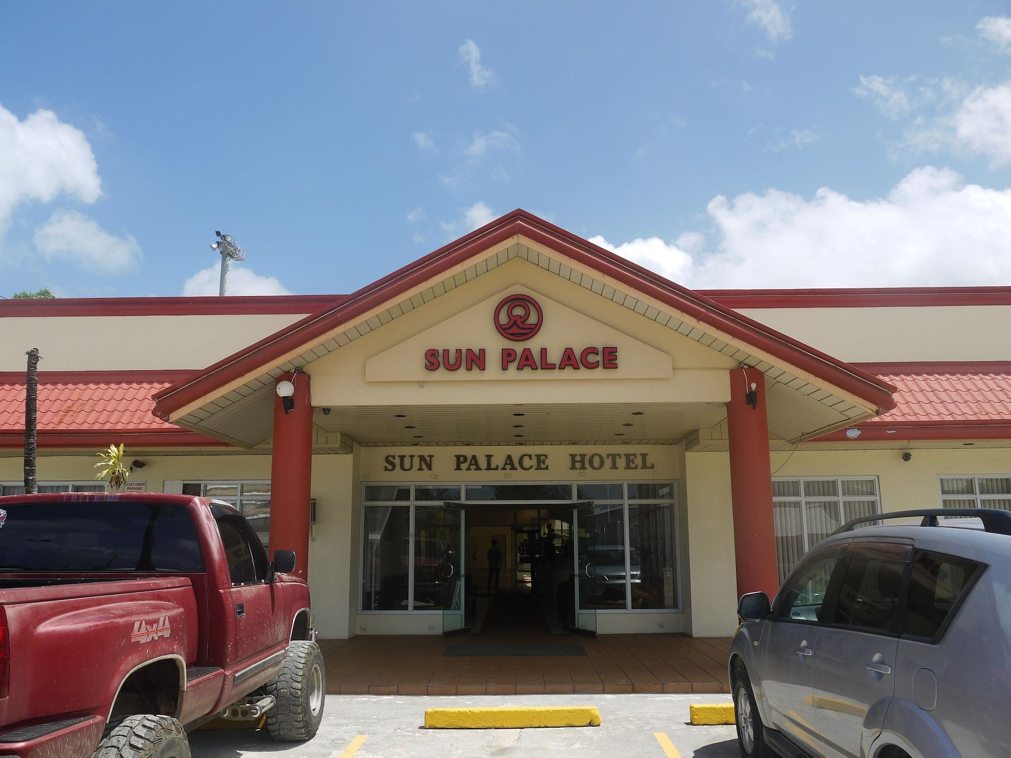 Hotel Sun Palace,