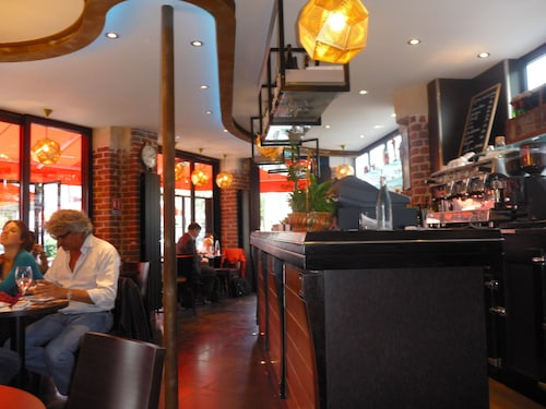 Café hôtel de l'Avenir, Seine-Saint-Denis