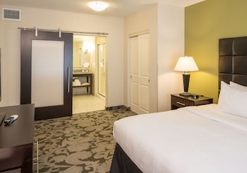 Junior Suite, 1 King Bed with Sofa bed, Non Smoking