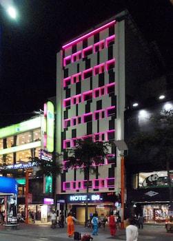 ビューティ ホテルズ台北 - ホテル B6 (B6 台北兪美精品飯店)