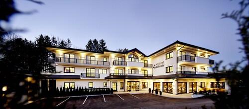 Hotel Garni Melanie, Salzburg Umgebung