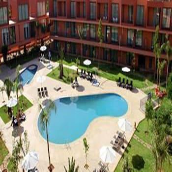 Hotel - Rawabi Hotel & Spa-All Inclusive Available