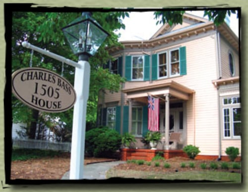 . Charles Bass House Bed & Breakfast