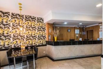 西內拉迪亞飯店 Hotel Cinelândia