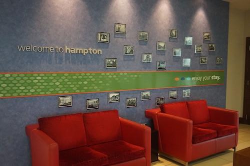 . Hampton by Hilton London Luton Airport