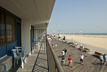 Guestroom View at Rideau Oceanfront Motel in Ocean City