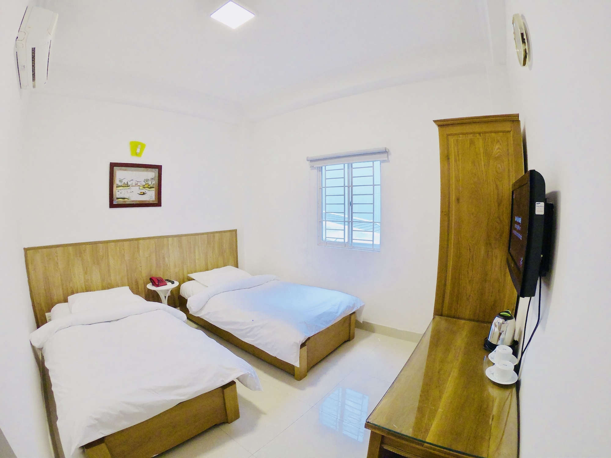 Phan Anh Backpackers Hostel, Quận 1