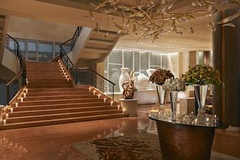 Fairmont Makati Staircase