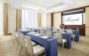 Fairmont Makati Meeting Facility