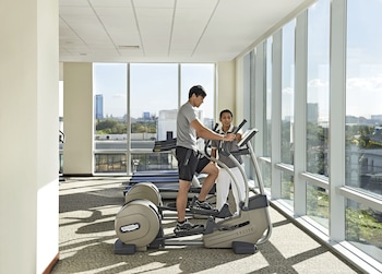 Fairmont Makati Fitness Facility
