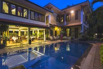 Hotel - HanumanAlaya Colonial House