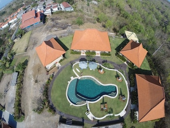Three Monkeys Villas - Aerial View  - #0