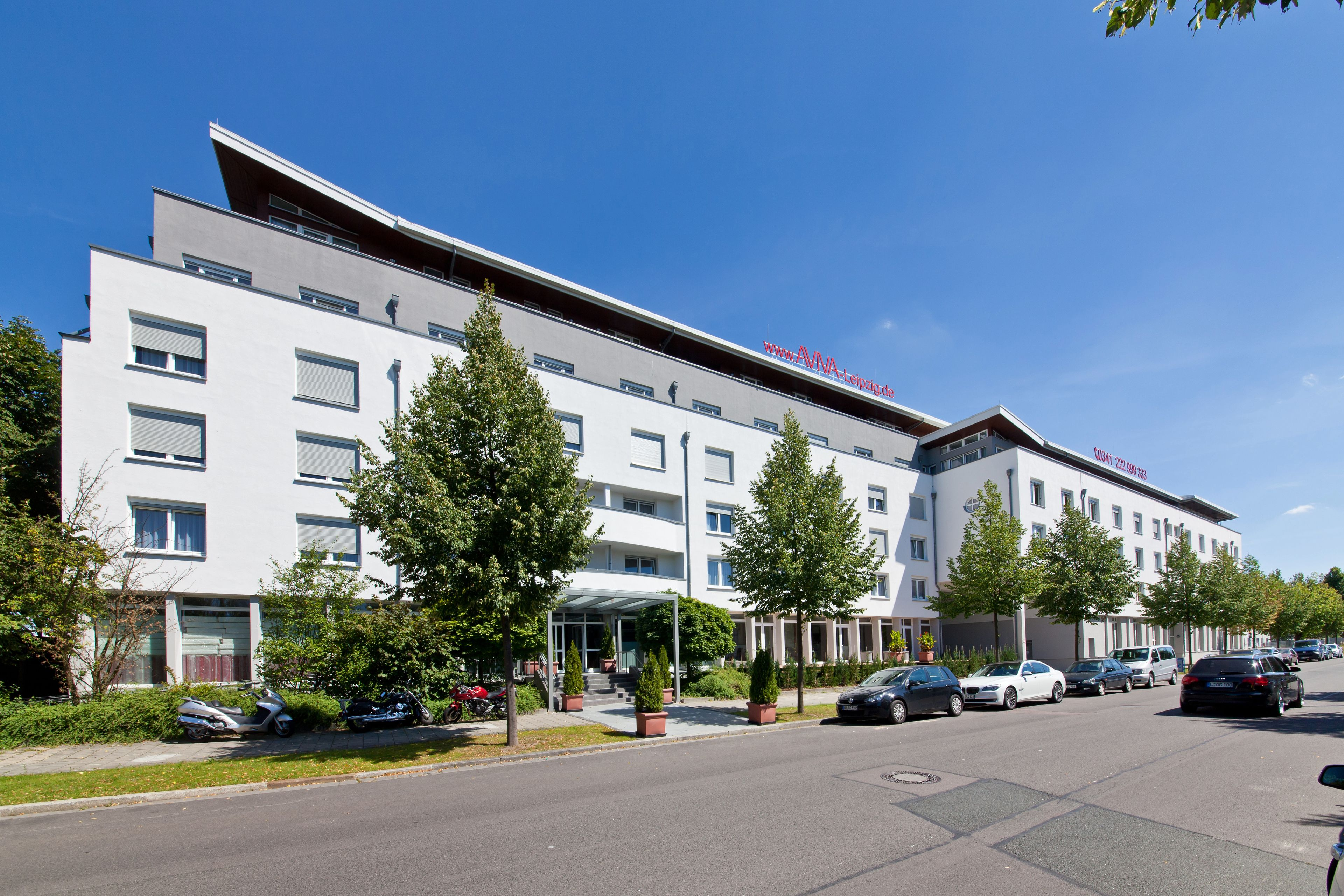 Novum Hotel Aviva Leipzig
