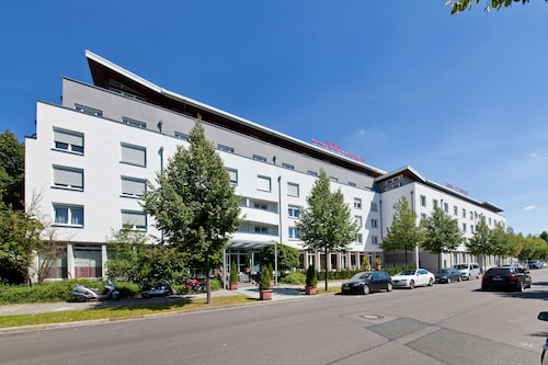 . Novum Hotel Aviva Leipzig Neue Messe