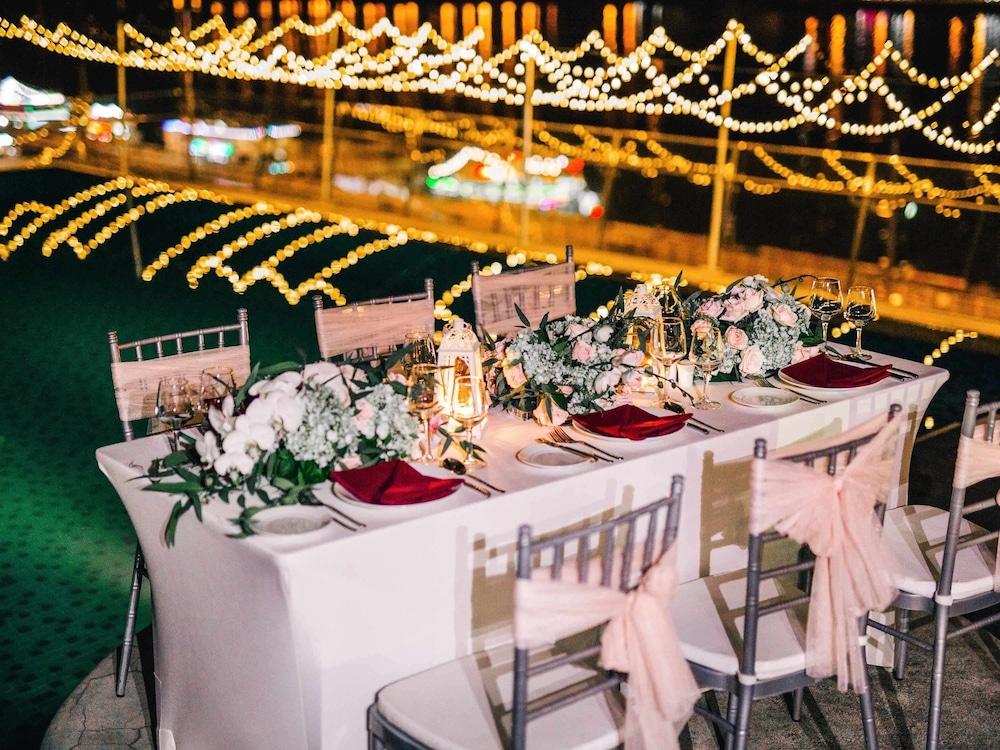 호텔이미지_Outdoor Banquet Area