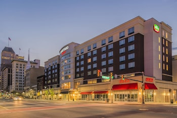 Hotel - Courtyard by Marriott Newark Downtown