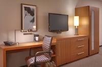 Habitación, 1 cama King size con sofá cama (High Floor)