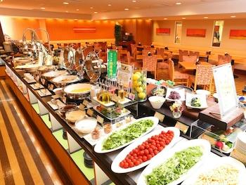 HOTEL HOKKE CLUB HIROSHIMA Breakfast Meal