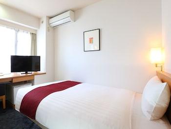 スタンダード シングルルーム 禁煙|ホテル法華クラブ広島