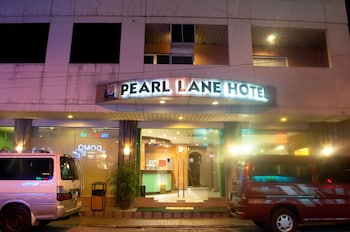 Pearl Lane Hotel Manila Hotel Entrance