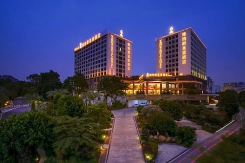 . Venus Royal Hotel (New Int'l Exhibition Center)