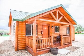 Premier Cabin, 2 Bathrooms (3 Queen Beds, Full Kitchen)