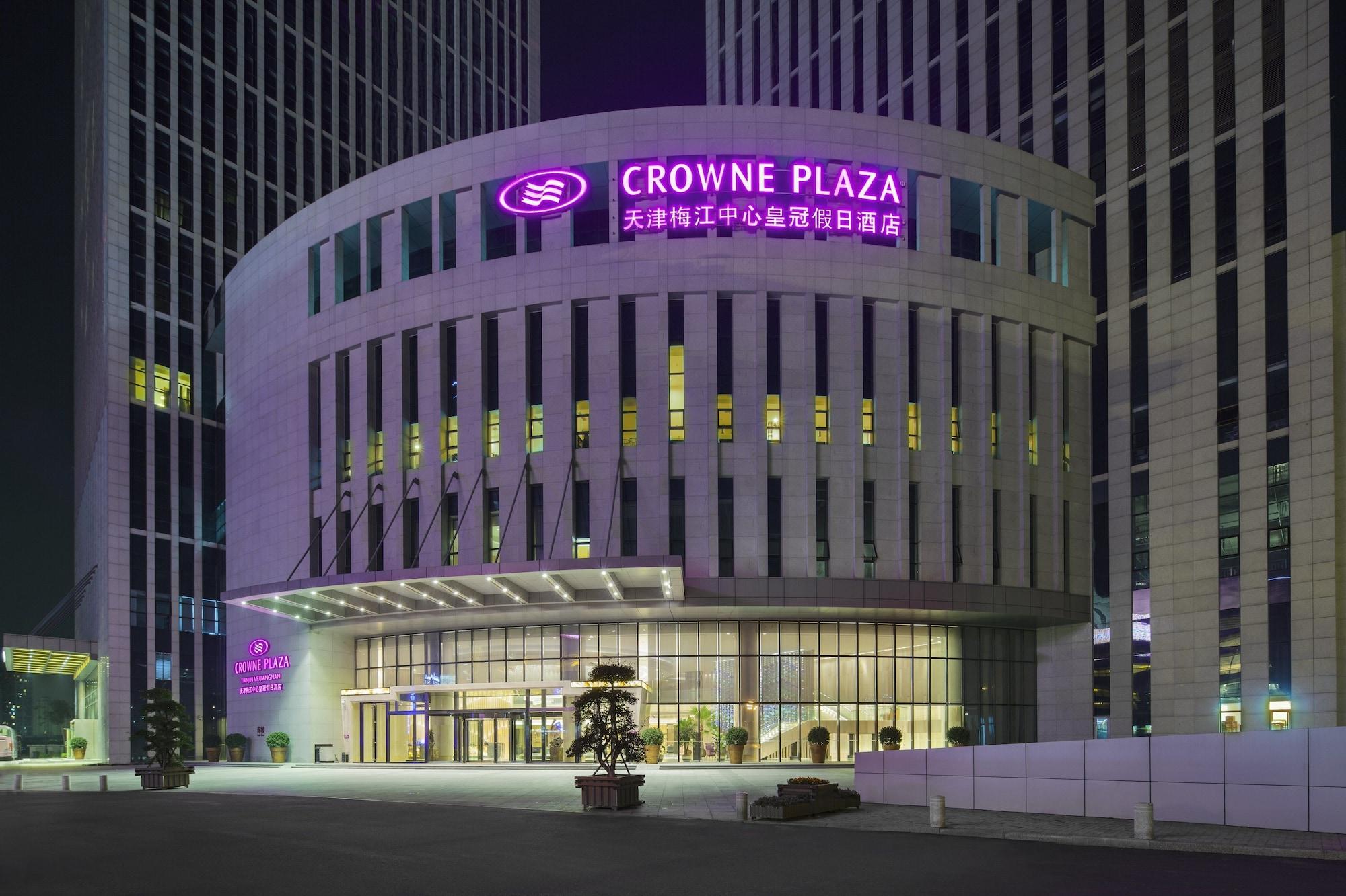 Crowne Plaza Tianjin Mei Jiang Nan, Tianjin