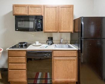 郊區長住飯店 Suburban Extended Stay Hotel
