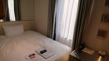 [改装済] ジャパニーズモダンダブルルーム 禁煙|12㎡|SHIBUYA HOTEL EN